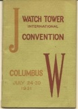 International Convention Program