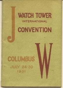 International Convention Program